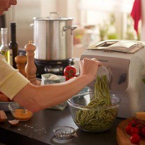 Les différents types de machine à pâtes
